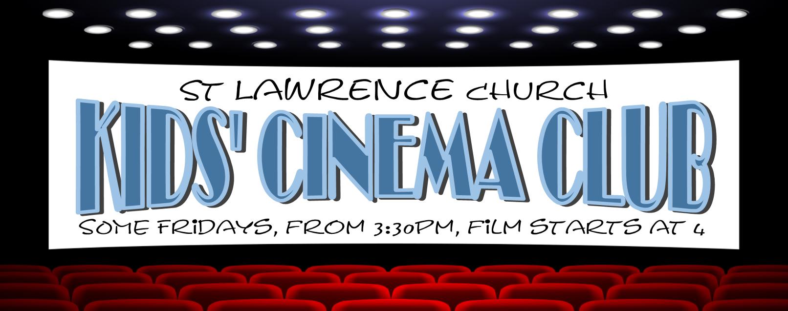 Cinema Club banner
