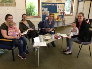 Mum's and Carer's Bible Study @ Online by Video