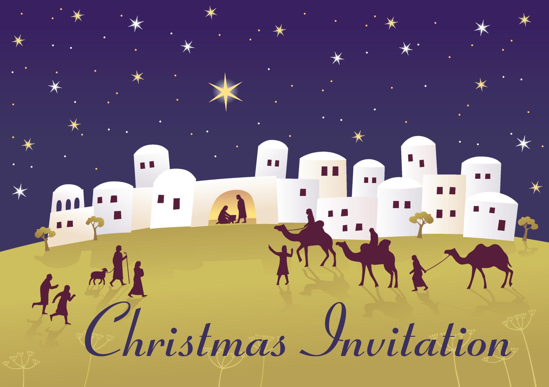 Christmas Invitation 2019