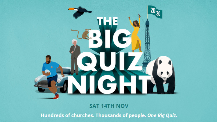 Tearfund Big Quiz Night